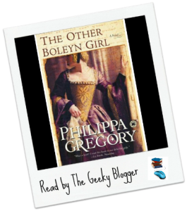 Review: The Other Boleyn Girl by Philippa Gregory