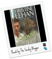 Review: Burning Wild by Christine Feehan