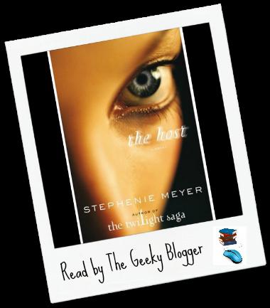 Review: The Host by Stephenie Meyer