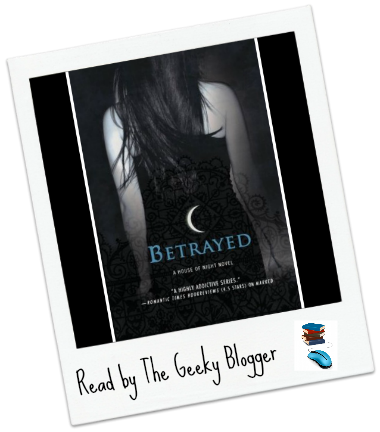 Review: Betrayed by P.C. Cast