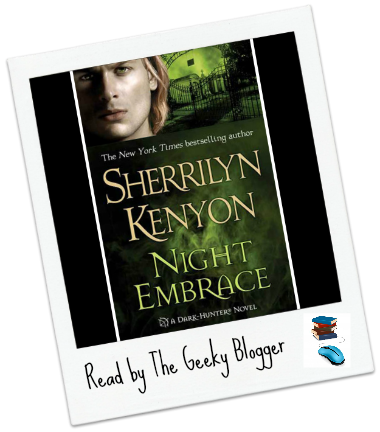 Review: Night Embrace by Sherrilyn Kenyon