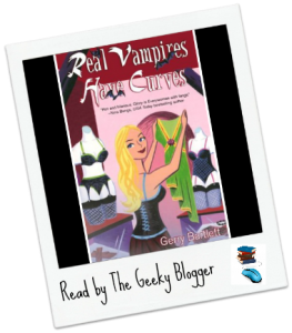 Review: Real Vampires Have Curves by Gerry Bartlett