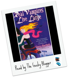 Review: Real Vampires Live Large by Gerry Bartlett