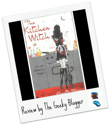Review: The Kitchen Witch by Annette Blair