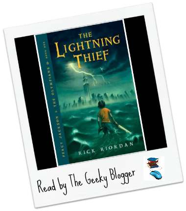 Review: The Lightning Thief by Rick Riordan