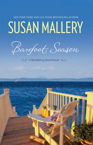 12777901 Month of Thanks #28: Barefoot Season by Susan Mallery and JuJu from Tales of Whimsy