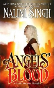 Audiobook PNR Review: Angels Blood by Nalini Singh (Outstanding)
