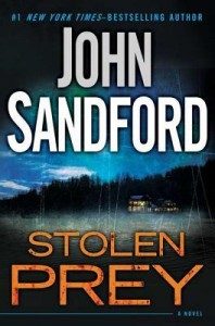 Thriller Review: Stolen Prey by John Sandford (Outstanding)
