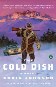 Audiobook Mystery Review: The Cold Dish (Walt Longmire #1) by Craig Johnson (Outstanding)