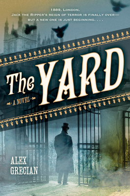 130561521 Mystery Review: The Yard by Alex Grecian (Outstanding)