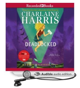 13635564 Audiobook Urban Fantasy Review: Deadlocked (Sookie Stackhouse #12) by Charlaine Harris (Outstanding)
