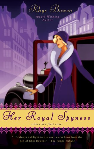 383514 Audiobook Cozy Mystery Review: Her Royal Spyness (Her Royal Spyness Mysteries #1) by Rhys Bowen (Outstanding)