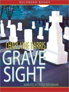 Audiobook Mystery Review: Grave Sight by Charlaine Harris (Outstanding)