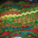crocheting 150x150 #ArmchairBEA: Beyond the Blog with The Geeky Blogger (Picture Heavy)