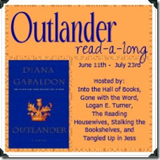 The Outlander Read-a-Long: Week 1