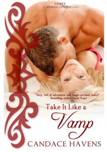 Paranormal Romance Review: Take It Like a Vamp by Candace Havens (Outstanding)