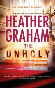 Audiobook Review: The Unholy (Krewe of Hunters #6) by Heather Graham