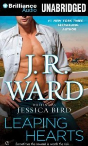 Audiobook Review: Leaping Hearts by Jessica Bird aka J.R. Ward