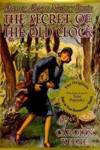Review: The Secret of the Old Clock (Nancy Drew, #1)  by Carolyn Keene, Mildred A. Wirt Benson  #Profiling Mysteries