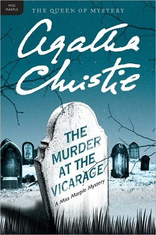 Review: Murder at the Vicarage (Miss Marple #1) by Agatha Christie #ProfilingMysteries