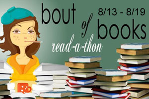 #boutofbooks 5.0 Day 6: 5 books down! (BoutOfBooks 5.0)