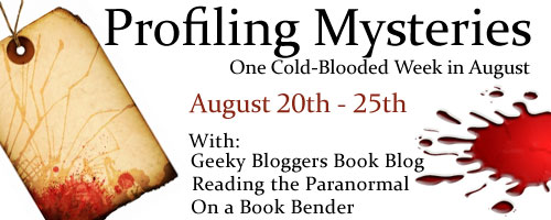 Announcement: Profiling Mysteries Event Starts Tomorrow #GiveAway (International)