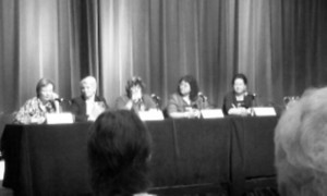 BoucherCon 2012 Mystery Southern Style Panel