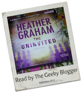 Romantic Suspense Review: The Uninvited (Krewe of Hunters #8) by Heather Graham