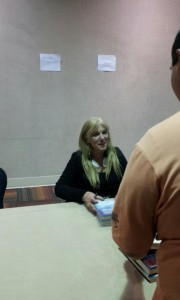 BoucherCon 2012: Heather Graham