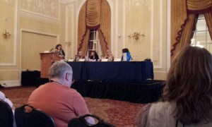 BoucherCon 2012: Romantic Suspense: Murder, Mayhem, & The Mattress Mambo