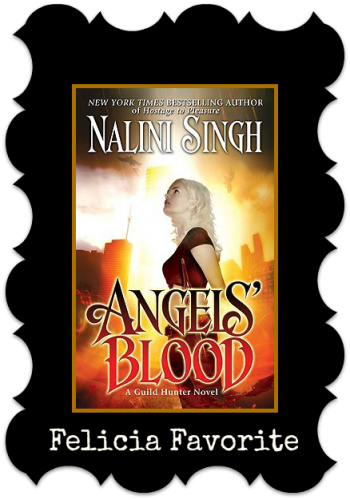 Angels Blood by Nalini Singh1 350x500 Month of Thanks #24: Nalini Singh and Reading the Paranormal