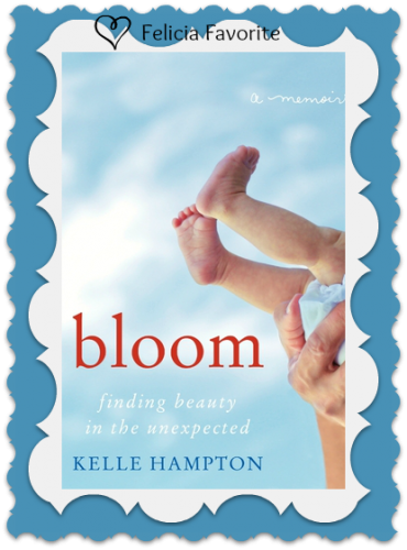 Bloom by Kelle Hampton 370x500 Month of Thanks #7: Kelle Hampton and Tinas Book Reviews