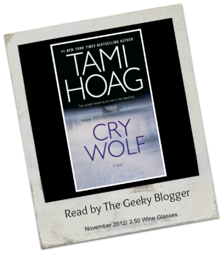Cry Wolf by Tami Hoag 439x500 Audiobook Review: Cry Wolf by Tami Hoag