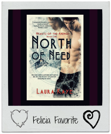 North of Need by Laura Kaye Month of Thanks #12: Laura Kaye and Vanessa The Jeep Diva