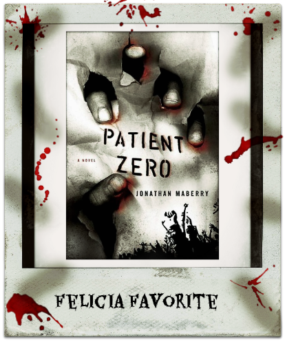 Patient Zero by Jonathan Maberry Month of Thanks #10: Jonathan Maberry and Smash Attack Reads