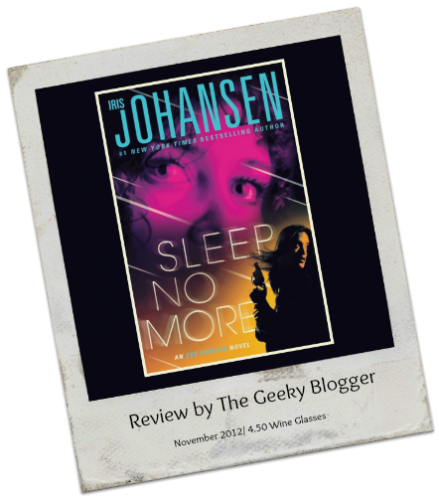 Sleep No More by Iris Johansen 439x500 Audiobook Review: Sleep No More by Iris Johansen