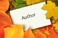 author Month of Thanks #6: Christopher Farnsworth and Melissa from Books and Things