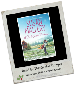 Fools Gold Christmas by Susan Mallery 263x300 Audiobook Review:  A Fool's Gold Christmas (Fool's Gold, #10) by Susan Mallery (25 Books for the Holidays)(Book 4)