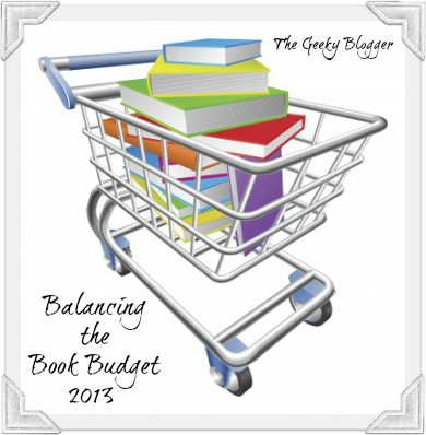 Balancing the Book Budget: January 2013 Check-In