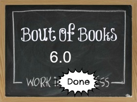 BoutofBooks Read-a-Thon WrapUp (FAILED I DID)  #boutofbooks