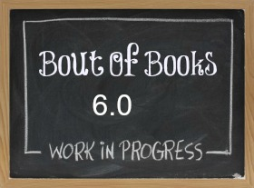 BoutofBooks Read-a-Thon Goals/Progress  #boutofbooks