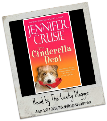The Cinderella Deal by Jennifer Crusie Audiobook Review: The Cinderella Deal by Jennifer Crusie