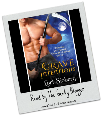 Grave Intentions by Lori Sjoberg Review: Grave Intentions by Lori Sjoberg