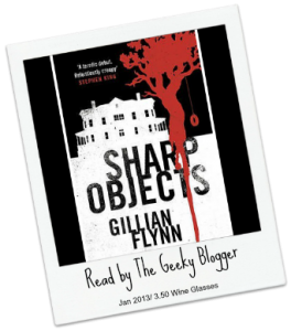 Speed Date Audiobook Review: Sharp Objects by Gillian Flynn