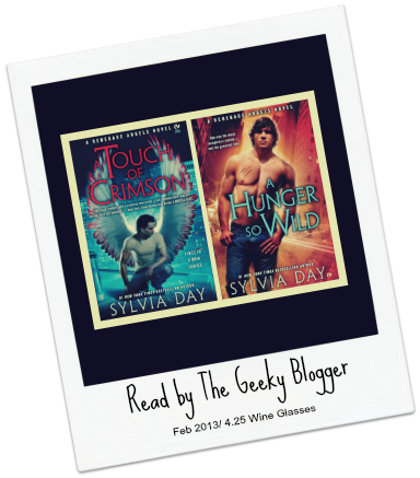 Audiobook Series Review: Renegade Angels by Sylvia Day (Book 1 & 2)