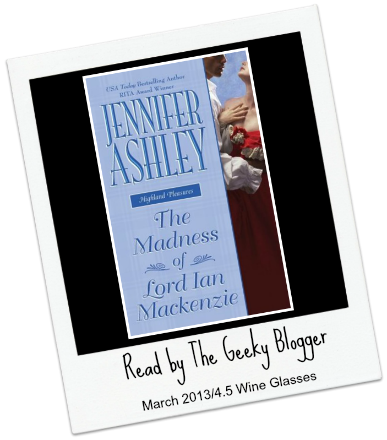 Audiobook Review:  The Madness of Lord Ian Mackenzie by Jennifer Ashley