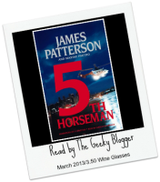 Speed Date Audiobook Review: The 5th Horseman by James Patterson #SeriouslySeries #TBRTipping