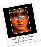 BookClub Review: The Seventh Victim by Mary Burton #DFWTea #TheCoverGirls