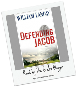 SpeedDate Audiobook Review:  Defending Jacob by William Landay #BookClubRead @DFWTea