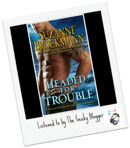 Review:  Headed for Trouble (Troubleshooters #16.5) by Suzanne Brockmann